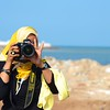 Day 125 -Today was really enjoyable.  We worked wit some Djiboutions sharing journalism practices including photography.  Everyone was so nice and fun to work with. -JANUARY 8