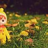 Woodland dolls