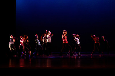 College Of Lake County- Dance Winter 2013