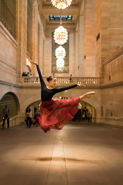 Louise Hautefeuille, Grand Central Station, 2017