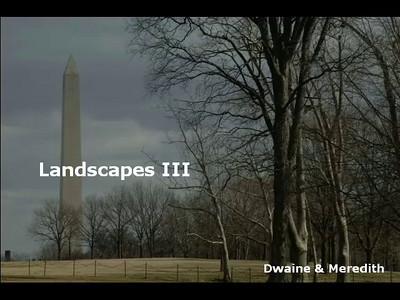 Landscape Videos/Photos