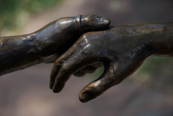 Helping Hands (c) Daniel Yoffee