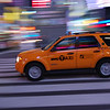 New York City Taxi (c) Daniel Yoffee