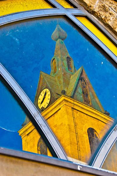 Clock Tower (c) Daniel Yoffee