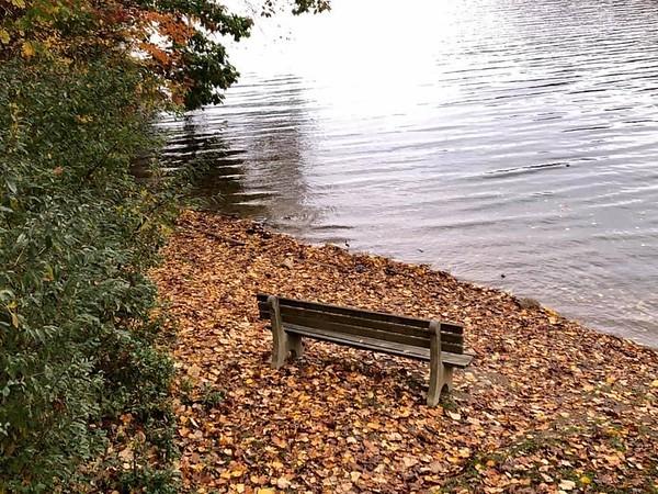 Merrill Creek Reservoir,  Washington, NJ (C) Daniel Yoffee