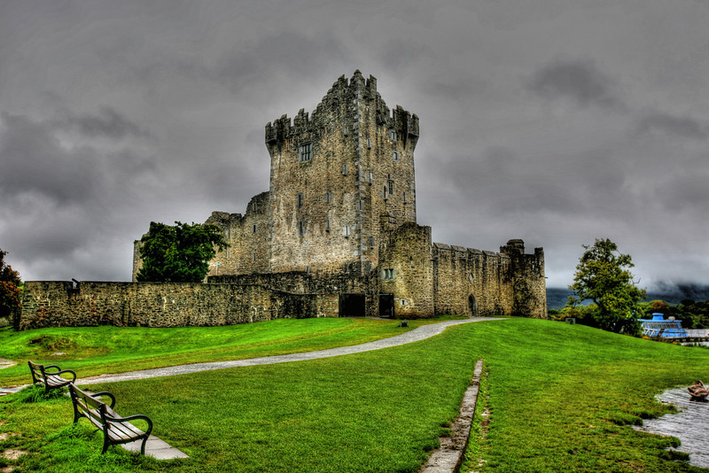 Ross Castle-Killarney Ireland