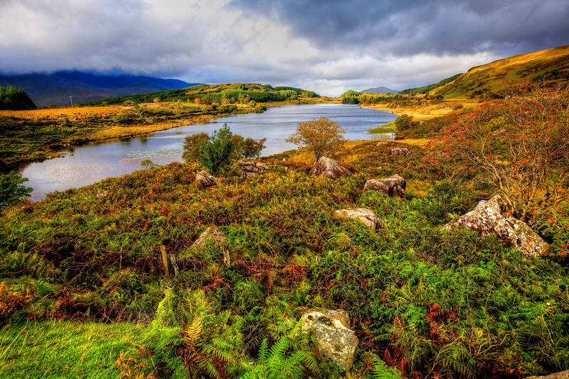 Killarney Countryside-Ireland