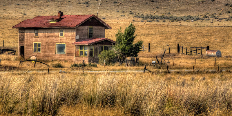 The Ol' Homestead in Montana