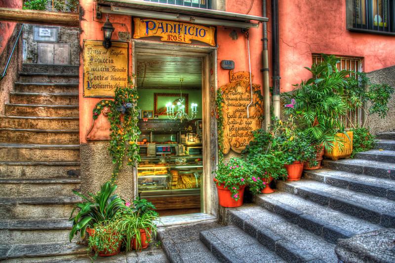 Panificio Rosi Bakery-Riomaggiore,Italy