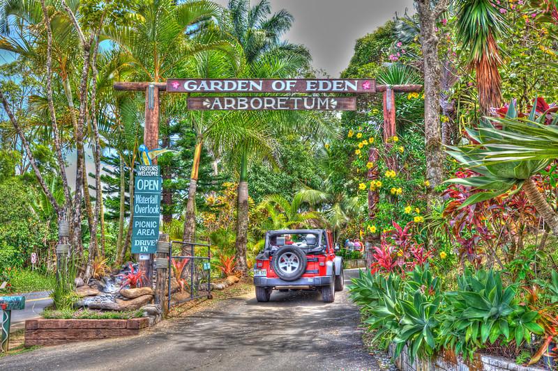 "Garden of Eden on ""Road to Hana"", Maui, Hi"