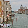 "Grand Canal of Venice, Italy<br /> I don't think I'll ever grow tired of visiting Venice. It has a history for me, for close by is where I met my wife. Venice became I place where we spent our days walking and talking and looking toward the future and all the great things we were going to do. In those days, it was like going to the mall; shopping, eating, and cruising on the canal. Well, I guess you can't do that at a mall, so that makes Venice a step up from the mall. Like most places, pictures are great, but you have to experience it, up-close, in person, to really catch the magnitude of just about any place.<br /> <br /> We just returned from ""The Romantic Road"", in Germany where we spent a week touring castles, medieval towns, magical countrysides, the alps, and snow and autumn blending into a picture-perfect backdrop to a once-in-a-lifetime trip. I'll be bringing you more photos in the weeks and months to come."