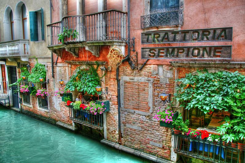 Trattoria Sempione Venice, Italy