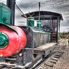 Little Toy Train-Goldfields Ghost Town, Arizona-Well it's not really a toy train, but a train ride for tourist at Goldfield's Ghost Town out in Apache Junction, Arizona. I remember as a kid being crazy enough to try and hop on a real moving train. Sounds all to crazy now, but it was all in a days thrill as a 10 year old.  Won't be trying that any time soon. Age makes you wiser and little more sore in morning.