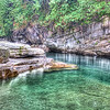 Swimming Hole,Washington State