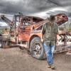 """""""Better Days A Truckin"""", Goldfields, Az"""