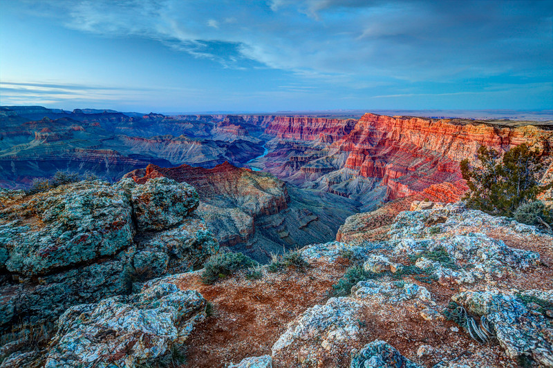 """Grand Canyon Pastel Beauty"""