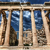 Acropolis-Pillar of Might, Greece
