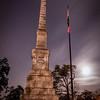 Confederate Memorial in Oakland Cemetery, Atlanta, GA