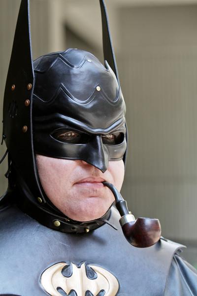 Steampunk Batman at DragonCon 2010