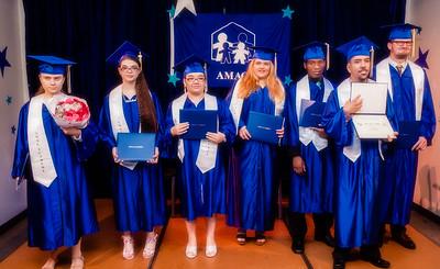 David G Graduation