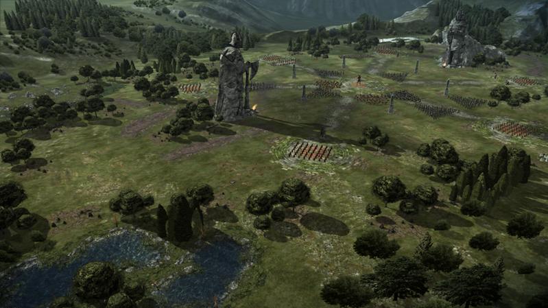 Ranger Campaign Maps