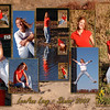 """Today's Pick - A collage I created from a recent senior photo session.<br /> 2 more collages and all her session photos (in-studio and outdoor) can be seen at:<br />  <a href=""""http://www.inspiringdesigns.net/gallery/2220180"""">http://www.inspiringdesigns.net/gallery/2220180</a>  <br /> <br /> I'm currently using a dial-up internet so it takes an eternity it seems to upload images which is why I'm behind on adding Daily pics and I simply can't upload anymore tonight. Yes, I live in rural boonies but with the exception of technology being so dreadfully slow I absolutely love our location.  :-) I used to have high speed wireless but because it only worked part of the time (if that) and practically every time I'd try to upload a photo the connection would fail (stall out) before the upload would complete I was so frustrated I couldn't take it anymore. Uuuuuggghhhh - frustrating is saying it very mildly!!! They tried several times to fix the connection and we even put up a 45' pole to mount the antennae on but all that did was make it worse. Finally after waiting for several months (again) I decided the tremendous frustration that stupid little worthless wireless was causing me simply wasn't worth 2 cents and told them to come pick it up. Although I can only upload about 30 pictures per day that's easily less frustrating and way more than I was getting with the current high speed connection unless of course I babysat the upload continuously in order to constantly re-start the upload and connection the entire time. At least with dial-up the upload succeeds every single time and I'm connected every time I sit down and hit the button :-) Maybe someday our area will get more competition and satisfactory high-speed service."""