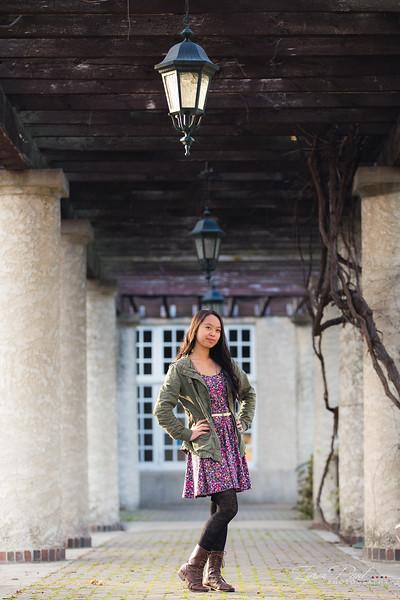 Alyanna @ 18 - Pre-Debut Shoot
