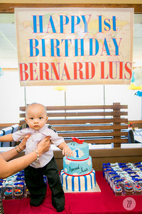 Bernard Luis at 1