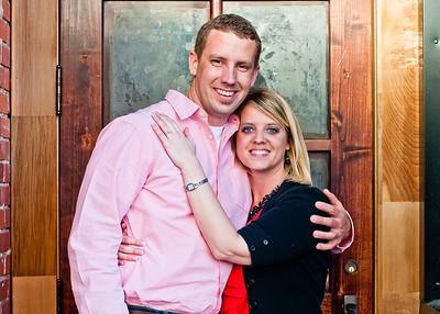 Matt and Jodi