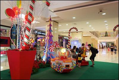 Xmas 2016 Decorations Fahrenheit 88