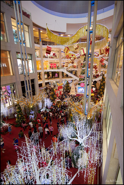 Xmas at Pavilion KL