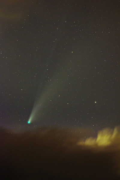 Comet  C-2020 F3 NEOWISE 07252020