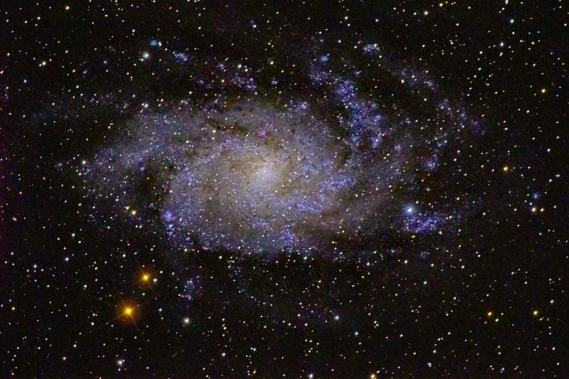 Triangulum Galaxy M33 10242019