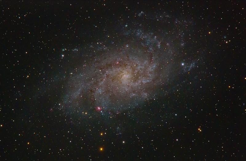 Traingulum Galaxy M33 09112021
