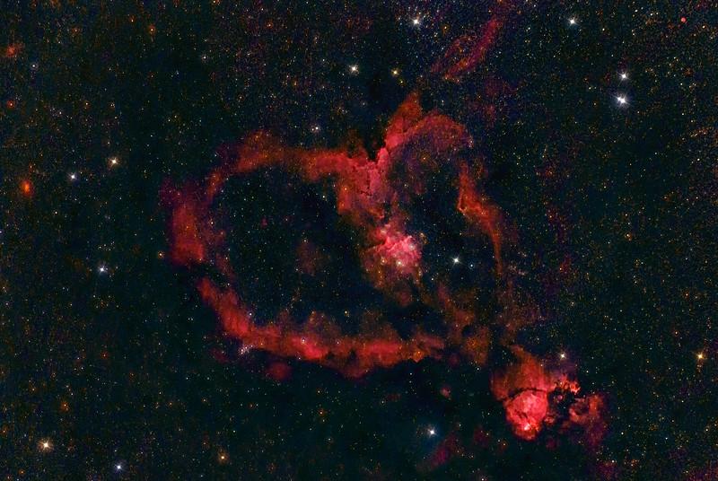 IC 1805 Heart Nebula 09202020