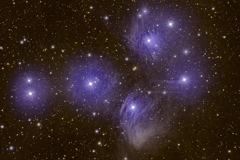 Pleiades M45 10242019