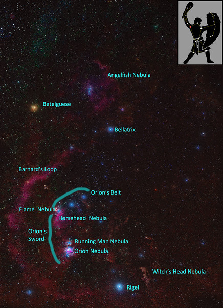 Orion Wide-field 11242019 annotated