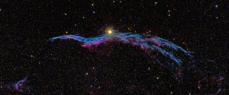 Western  and Central Veil Nebula 07302019-2