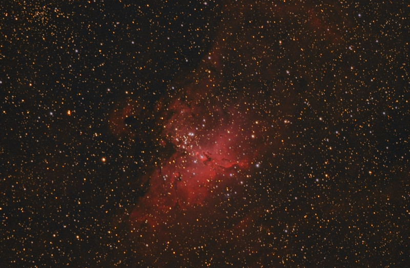 M16 Eagle Nebula 07252020