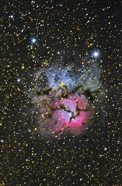 M20 Trifid Nebula 06222020
