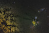 IC 4603 Rho Ophiuchi Nebula 06122020 50mm d500