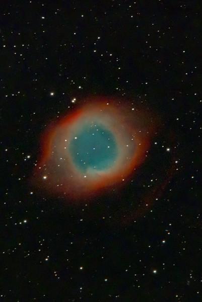 Helix Nebula NGC 7293 09112021