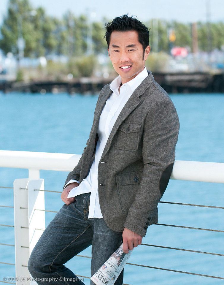 Raj Lifestyle Shoot at Mission Bay