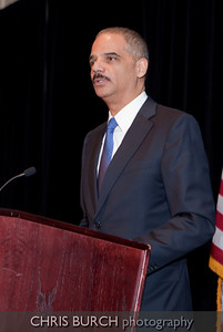 Eric Holder US Attorney General
