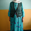 Siti Sen, mother of a political prisoner. Siirt, July 2008.