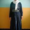 Sultan Saraç, mother of a political prisoner.Siirt, July 2008.