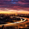 Denver<br /> <br /> Interstate 25 Sunrise Timelapse
