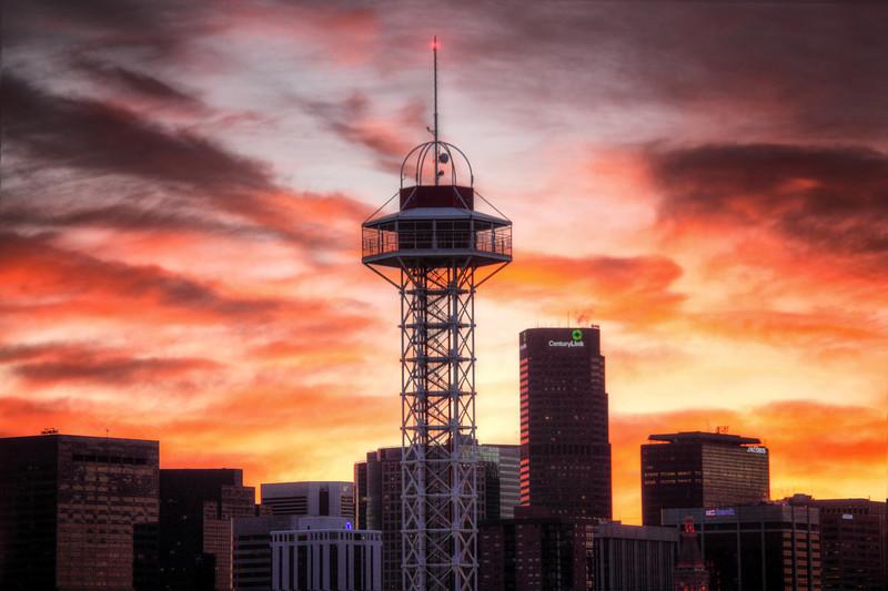 Denver<br /> <br /> Speer Sunrise