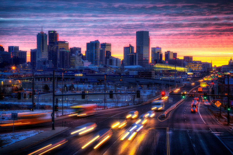 Denver<br /> <br /> Colfax Sunrise