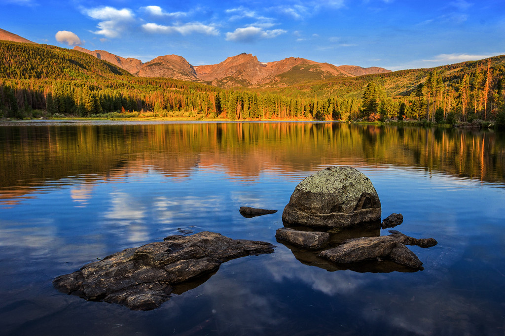 Sprague Lake (Rocky Mountain National Park)